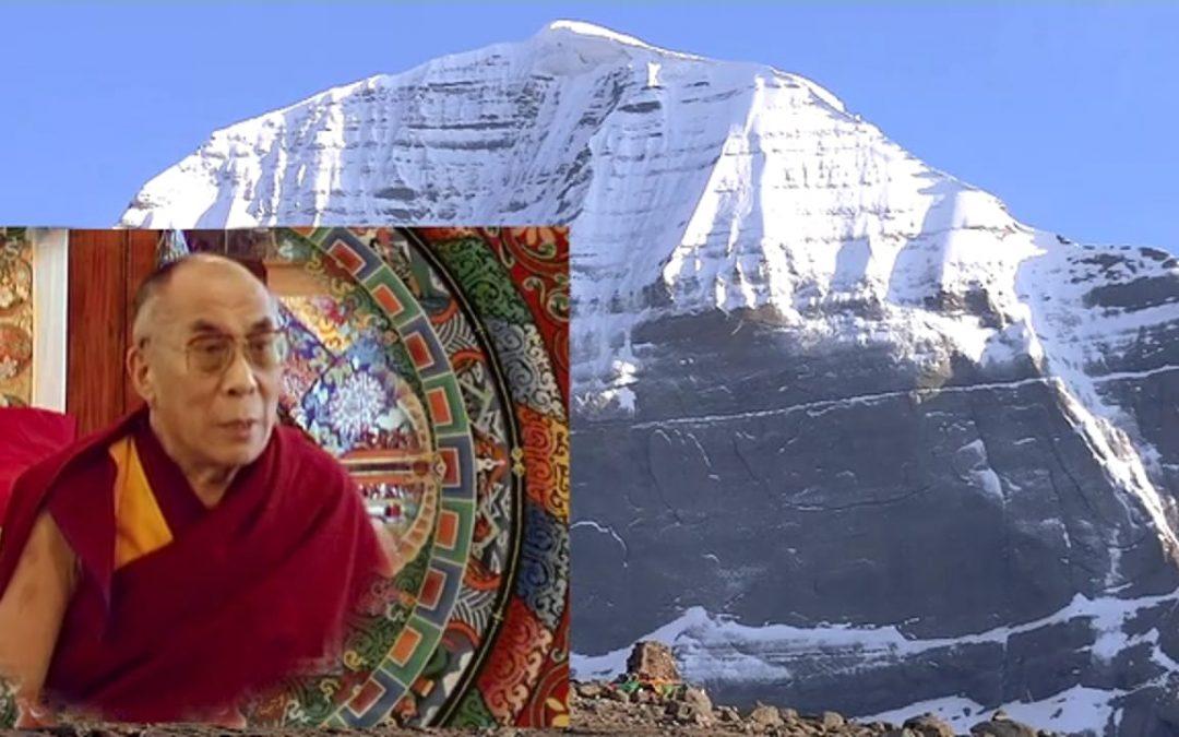 Dalai Lama- China- Mount Kailash-Happiness