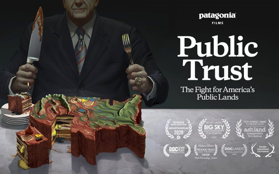 PUBLIC TRUST- THE FIGHT FOR AMERICA'S PUBLIC LANDS
