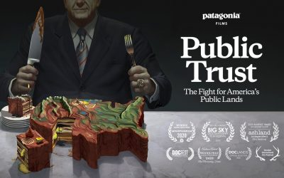 PUBLIC TRUST- THE FIGHT FOR AMERICA'S PUBLIC LANDS