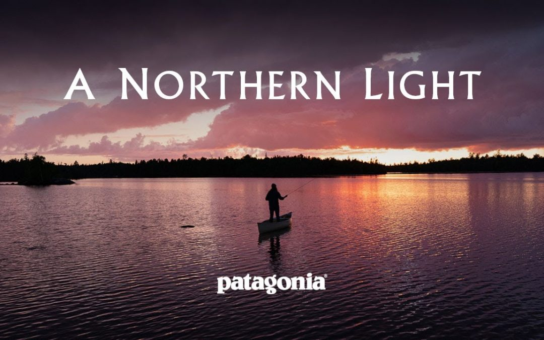 IT'S ALL HOME WATER- A NORTHERN LIGHT
