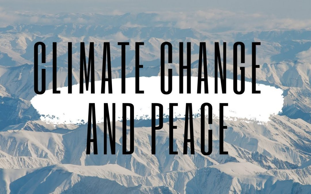 Climate Change and Peace